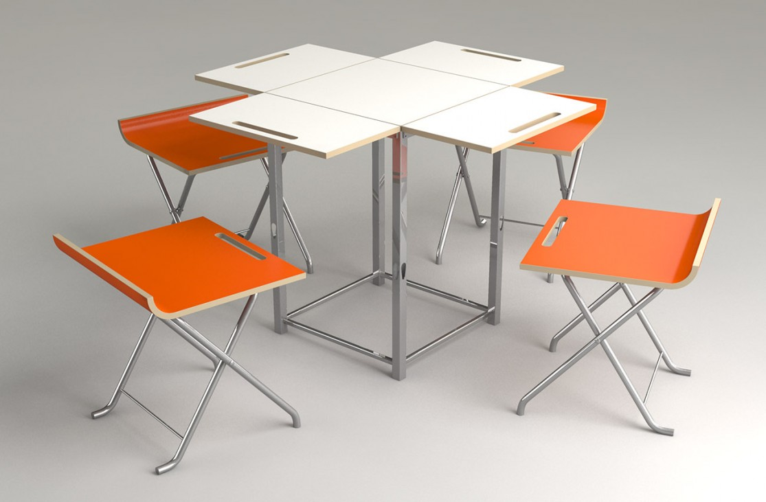 100 compact folding table and chairs stylish high quality f