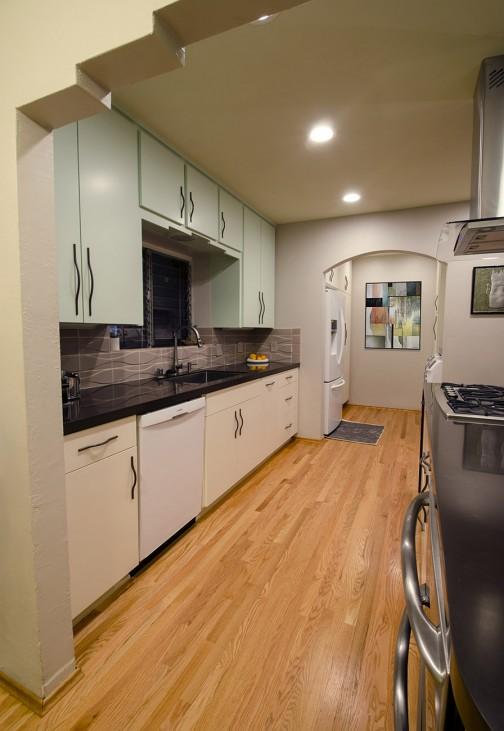 Forsyth art deco kitchen interior design san diego for Art deco interior design kitchen